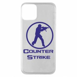 Чехол для iPhone 11 Counter Strike