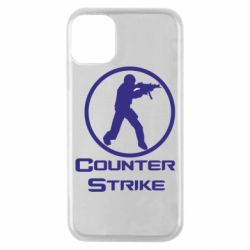 Чехол для iPhone 11 Pro Counter Strike