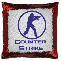 Подушка-хамелеон Counter Strike