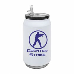 Термобанка 350ml Counter Strike