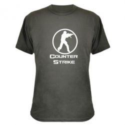 Камуфляжная футболка Counter Strike - FatLine