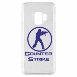 Чехол для Samsung S9 Counter Strike