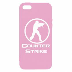 Чехол для iPhone5/5S/SE Counter Strike
