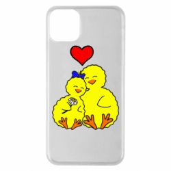 Чохол для iPhone 11 Pro Max Couple and heart