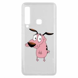 Чохол для Samsung A9 2018 Courage - a cowardly dog