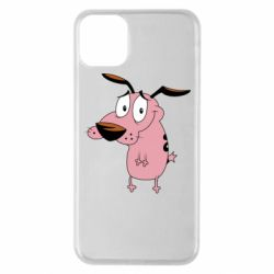 Чохол для iPhone 11 Pro Max Courage - a cowardly dog