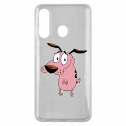Чохол для Samsung M40 Courage - a cowardly dog