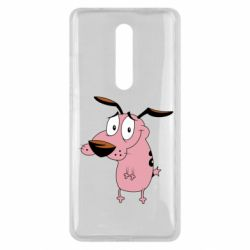 Чохол для Xiaomi Mi9T Courage - a cowardly dog
