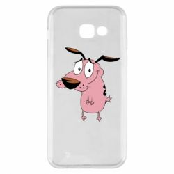 Чохол для Samsung A5 2017 Courage - a cowardly dog