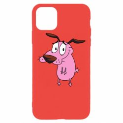 Чохол для iPhone 11 Pro Max Courage the Cowardly Dog