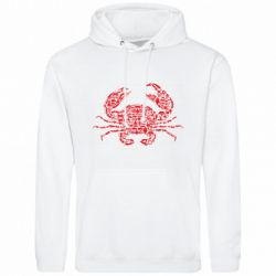 Чоловіча толстовка Crab from transport