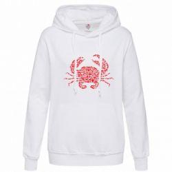 Толстовка жіноча Crab from transport