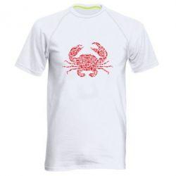 Чоловіча спортивна футболка Crab from transport