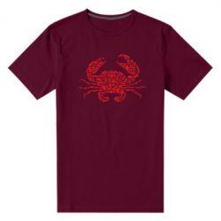 Чоловіча стрейчева футболка Crab from transport