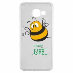 Чехол для Samsung A3 2016 Crazy Bee