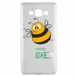 Чехол для Samsung A5 2015 Crazy Bee