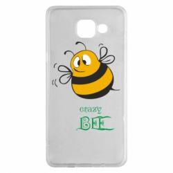 Чехол для Samsung A5 2016 Crazy Bee