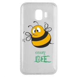 Чехол для Samsung J2 2018 Crazy Bee