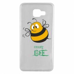 Чехол для Samsung A7 2016 Crazy Bee