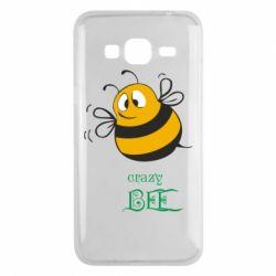 Чехол для Samsung J3 2016 Crazy Bee