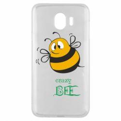 Чехол для Samsung J4 Crazy Bee