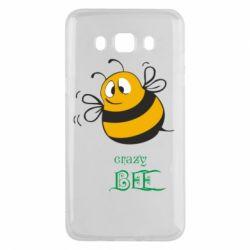 Чехол для Samsung J5 2016 Crazy Bee