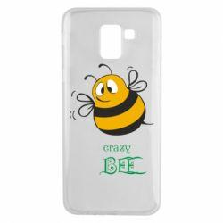 Чехол для Samsung J6 Crazy Bee