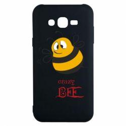 Чехол для Samsung J7 2015 Crazy Bee