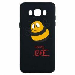 Чехол для Samsung J7 2016 Crazy Bee