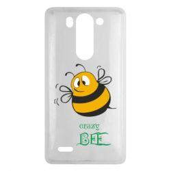 Чехол для LG G3 mini/G3s Crazy Bee - FatLine