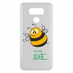 Чехол для LG G6 Crazy Bee - FatLine
