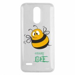Чехол для LG K8 2017 Crazy Bee - FatLine