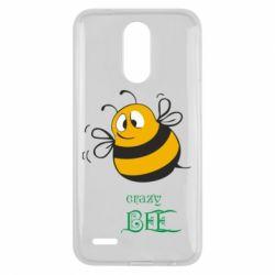 Чехол для LG K10 2017 Crazy Bee - FatLine