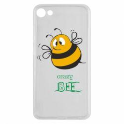 Чехол для Meizu U10 Crazy Bee - FatLine