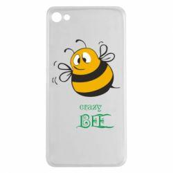 Чехол для Meizu U20 Crazy Bee - FatLine