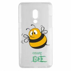 Чехол для Meizu 15 Plus Crazy Bee - FatLine