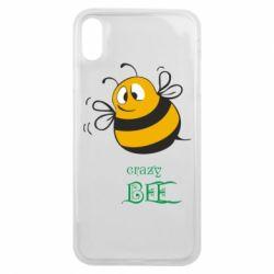 Чехол для iPhone Xs Max Crazy Bee