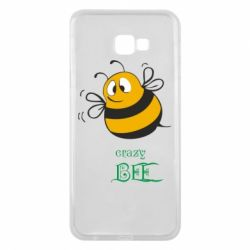 Чехол для Samsung J4 Plus 2018 Crazy Bee