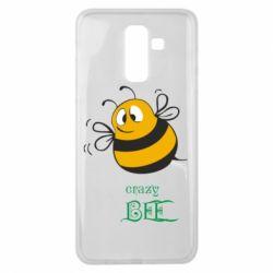 Чехол для Samsung J8 2018 Crazy Bee