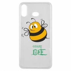 Чехол для Samsung A6s Crazy Bee