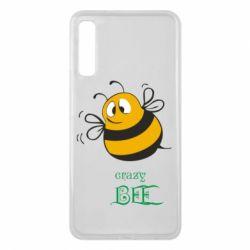 Чехол для Samsung A7 2018 Crazy Bee