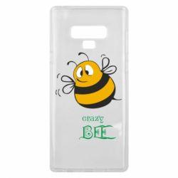 Чохол для Samsung Note 9 Crazy Bee