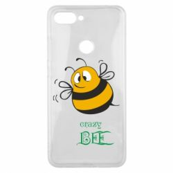 Чехол для Xiaomi Mi8 Lite Crazy Bee