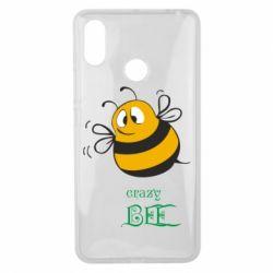 Чехол для Xiaomi Mi Max 3 Crazy Bee - FatLine