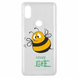 Чехол для Xiaomi Mi Mix 3 Crazy Bee - FatLine