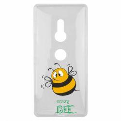 Чехол для Sony Xperia XZ2 Crazy Bee - FatLine