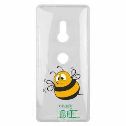 Чехол для Sony Xperia XZ3 Crazy Bee - FatLine