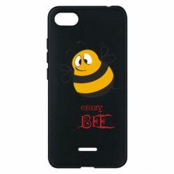 Чехол для Xiaomi Redmi 6A Crazy Bee