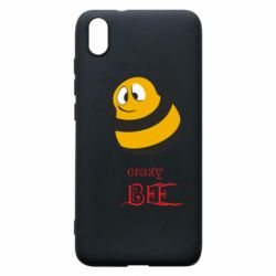Чехол для Xiaomi Redmi 7A Crazy Bee