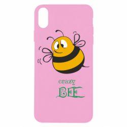Чехол для iPhone X/Xs Crazy Bee